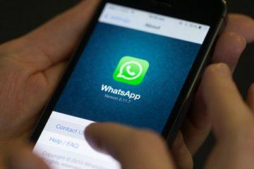 WhatsApp lanza su primera actualización del año
