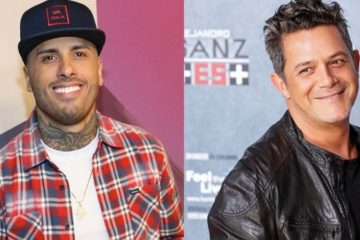 Alejandro Sanz anuncia colaboración con Nicky Jam