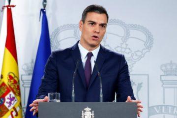 Pedro Sánchez convoca elecciones anticipadas para el 28 de abril