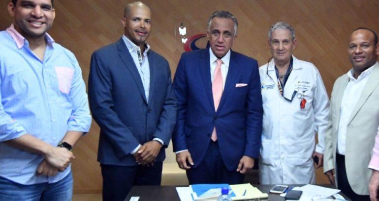 Félix Sánchez ingresa al comité ejecutivo COD