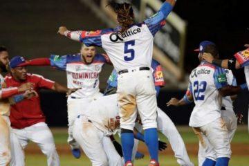 Dominicana elimina a Puerto Rico de la Serie del Caribe