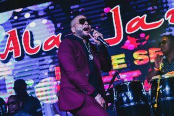 Ala Jaza ofrece concierto con Pavel Núñez, Wason Brazobán, El Sujeto y Rosa Lee como invitados