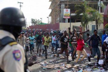 Se fugan más de 70 presos en cárcel haitiana tras protestas en ese país