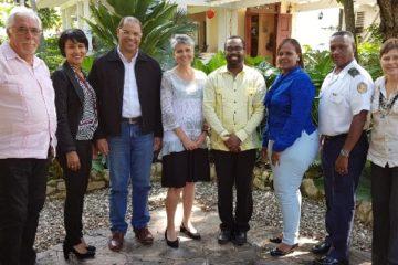 Cónsul General de Canadá en República Dominicana elogia atractivo turístico de Puerto Plata para sus coterráneos
