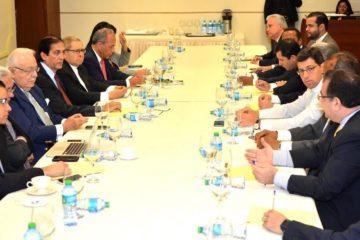 Convocan a firma del Pacto Eléctrico el miércoles en el Palacio Nacional