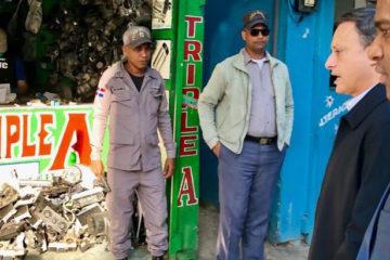 MP Desmantela red de robo, distribución y venta de piezas de repuestos de vehículos