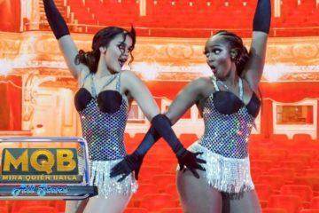 Clarissa y Amara: las rivales que demuestran su unión en final de Mira Quién Baila