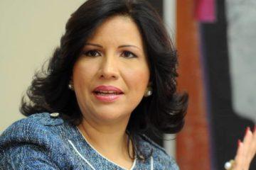 """Margarita Cedeño dice a El Alfa le toca """"transformar la vulgaridad y la obscenidad en valores para la juventud"""""""