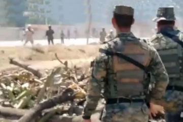 Video: Un haitiano muerto en tiroteo con militares en comunidad fronteriza de El Carrizal, Elías Piña