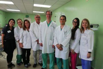 Hospital Infantil Robert Reid desarrolla jornada de neurocirugía gratuita