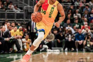 Giannis conduce triunfo de Bucks sobre los Cavaliers