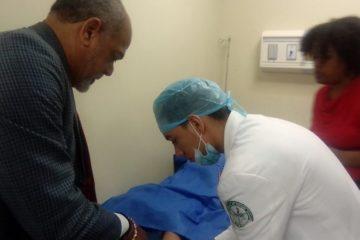 El Hospital Moscoso Puello informa suministra medicamentos gratis para evitar amputaciones
