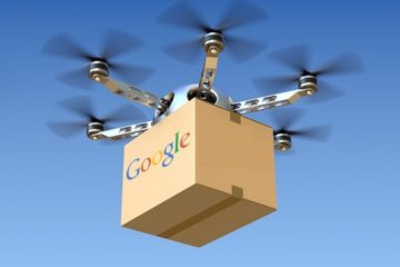 Google inicia entrega de paquetes usando drones en territorio americano
