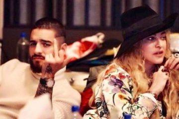 """Madonna lanzará este miércoles su canción con Maluma, de su disco """"Madame X"""""""