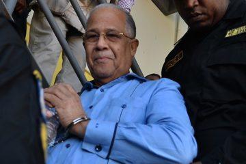 Ratifican prisión preventiva contra Manuel Rivas