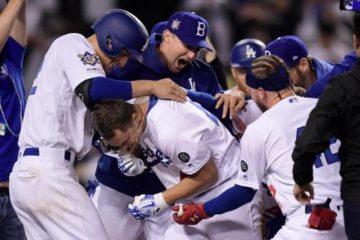 Dodgers derrotan a los Rojos; encabezan la Nacional en jonrones