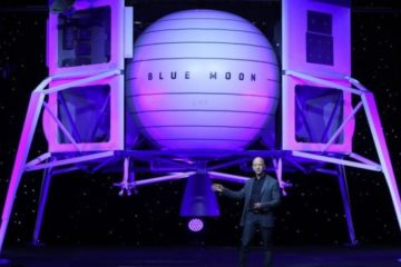 Blue Moon: así es la nave espacial con la que Jeff Bezos quiere llegar a la Luna