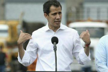 El opositor Ecarri dice en Madrid que Guaidó también puede ser detenido