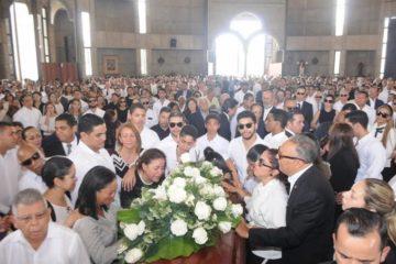 La Vega llora partida del empresario Heriberto Medrano
