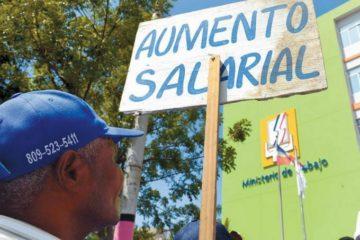 Ministro de Trabajo pide a centrales sindicales dejar sin efecto protesta por aumento salarial