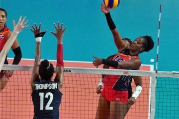 Reinas del Caribe vencen a Estados Unidos en la Liga de las Naciones