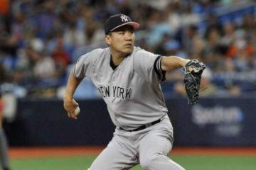 Tanaka y los Yanquis se acercan al liderato de los Rays