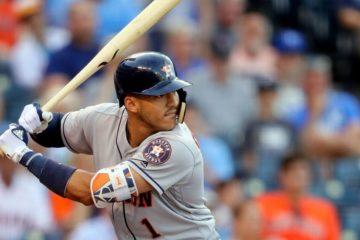 Astros aplastan a Detroit y continúan ritmo ganador; Ronny Rodríguez jonronea en derrota