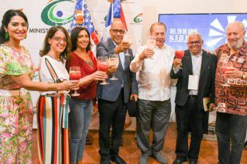 Feria Internacional del Libro 2019 cierra con éxitos y anuncian que será todos los años en la Ciudad Colonial