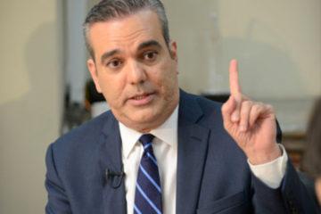 """Abinader califica de """"muy grave"""" baja credibilidad de la JCE"""