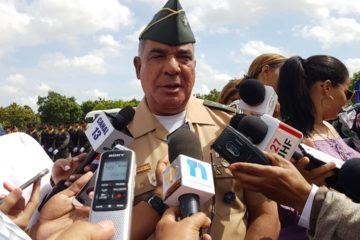 VIDEO: Comandante del Ejército dice; » tecnología para resguardar la frontera ha tenido efectos positivos»