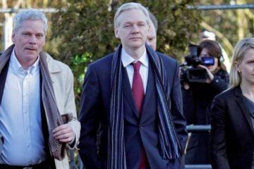WikiLeaks dice que la reapertura del caso Assange permitirá limpiar su nombre