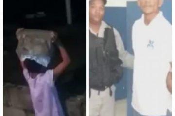 """Arrestan a padre que """"castigó"""" a su hija con un block en la cabeza"""