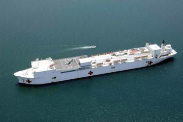 Barco hospital de EEUU asistirá a RD y otros 10 países en respuesta a crisis venezolana