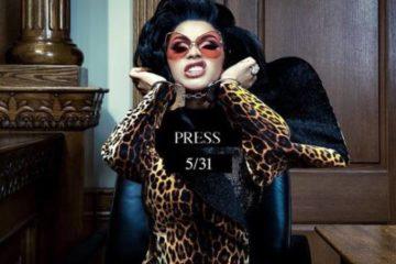 Cardi B ataca a la prensa en su nueva canción