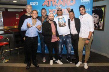 """Artista Urbanos debutan en la pantalla grande """"Atraco por joder"""""""