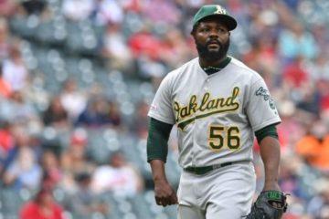 Oakland despide veterano pitcher Fernando Rodney