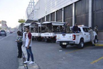 Policía explica por qué aumentó patrullaje en Santo Domingo