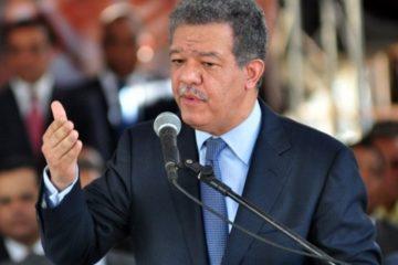 Fernández dice PLD se mantendrá unido y ganará elecciones en primera vuelta