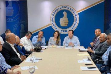 Líderes del PRM recorrerán el país en jornada de concienciación