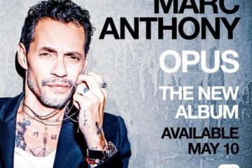 Marc Anthony anuncia su gira «Opus» para presentar nuevo disco