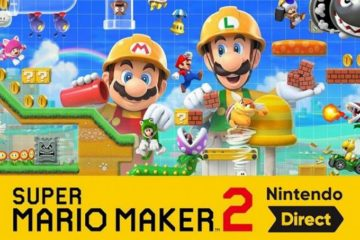 Nintendo incorpora modos multijugador en su «Super Mario Maker 2» para Switch