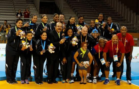 La selección femenina de voleibol va por otro podio a los Panamericanos de Lima