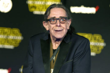 "Adiós a Peter Mayhew, Chewbacca en ""Star Wars"""