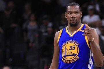 Kevin Durant rechaza opción de jugador con los Warriors; será agente libre sin restricciones