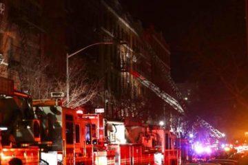 Once heridos en un incendio en El Bronx, entre ellos dos menores dominicanos
