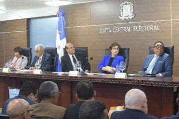 El PRM arrecia sus acciones contra resoluciones JCE
