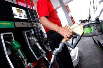 Combustibles permanecerán congelados por segunda semana consecutiva