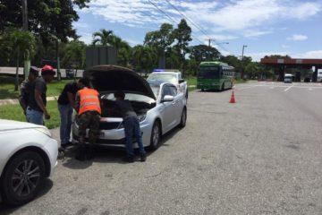 MOPC asiste 5,550 conductores en operativo del fin de semana por Día del Padre