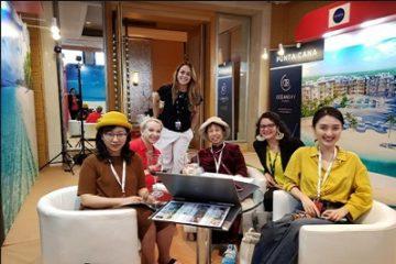 República Dominicana se presentó con éxito en la feria Luxury Properties Shows en China