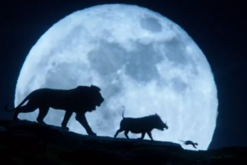 """La apuesta tecnológica de Disney """"El Rey León"""" llega a la gran pantalla"""